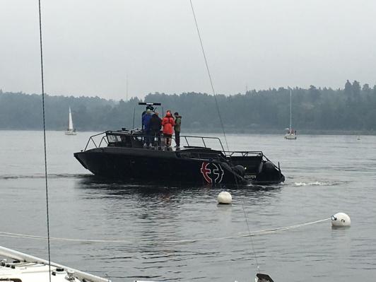 Öppet Havs Stridsbåt 90.