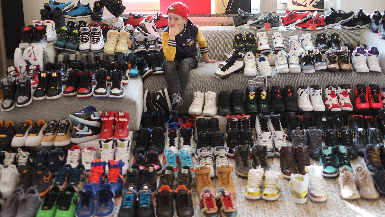 I'm a sneakerhead. – JÄRNVILJA / IRON WILL